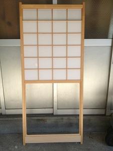 雪見障子 長崎畳建具店25.8.12
