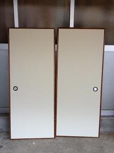 長崎畳建具店施工事例 襖